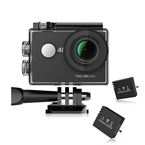 TEC.BEAN 4K Sport Action Camera 16MP WIFI Waterproof Camera