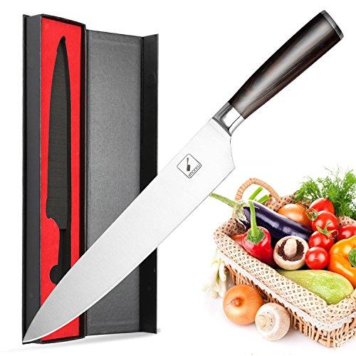 Imarku 10 Inch Pro Chef\'s Knife -High Carbon German