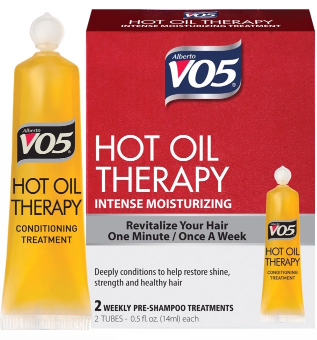 Possible Free VO5 Hot Oil Therapy (Swag Alert)
