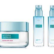 Get A Free Hydra Genius Moisturizer Liquid From L'Oréal!