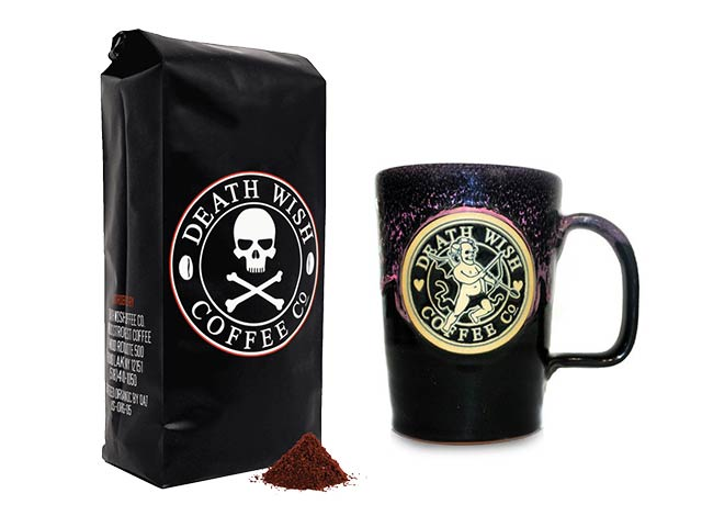Get Free Death Wish Coffee + Mug!