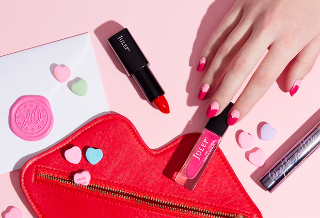 Get A Free Valentine's Day Beauty Box!