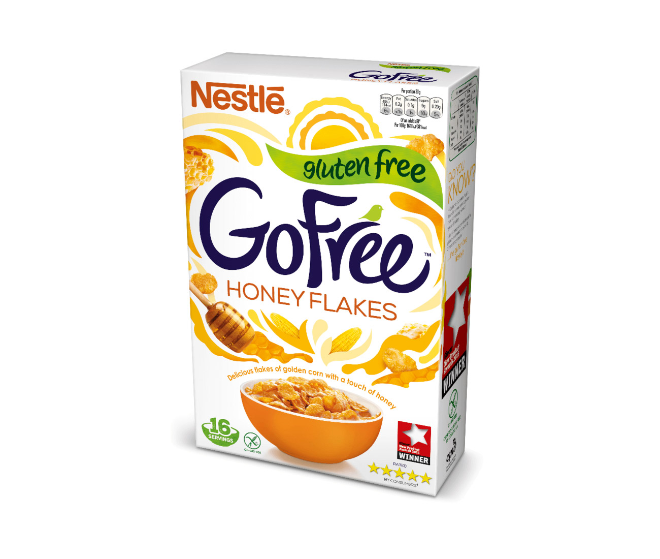 Get A Free Nestle Cornflakes Cereal!