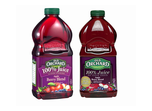 Get A Free Old Orchard Full Size Juice Bottle!
