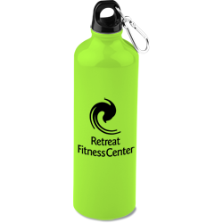 Get A Free 26 oz Aluminum Sport Bottle!