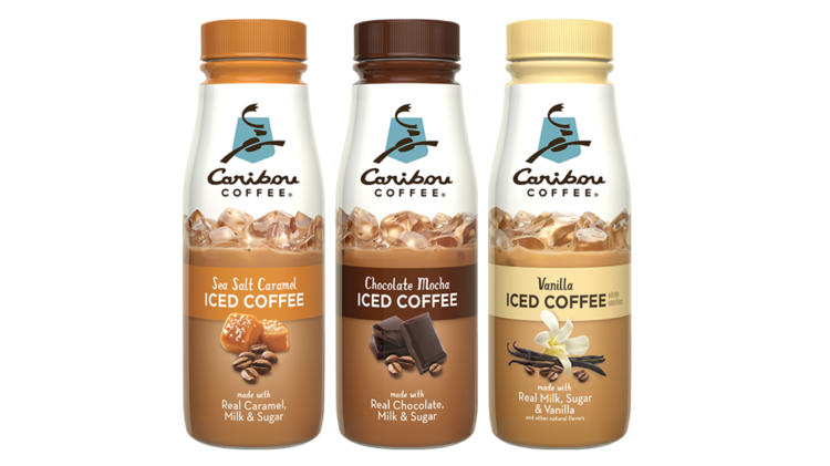 Get A Free Caribou Iced Coffee!