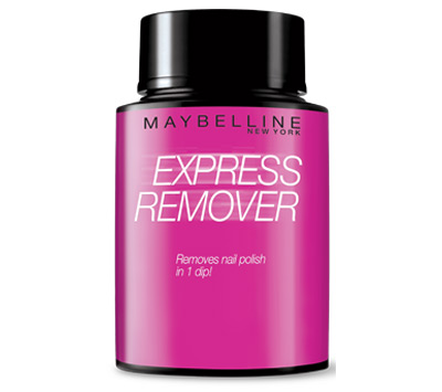 Get A Free Maybelline Nail Polish Removal!