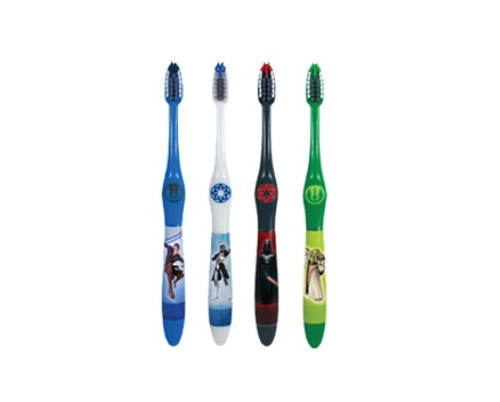 Get A Free Star Wars Toothbrush!