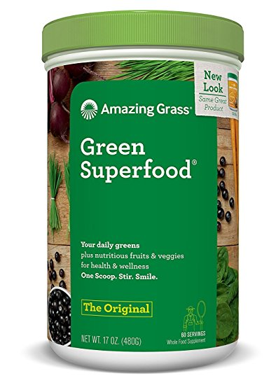 Get A FREE Amazing Grass Superfood Sample Pack!