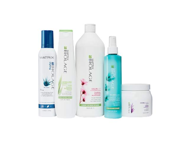 Get A Free Shampoo, Conditioner, Cream Elixir & Leave-In Volumizing Product + $25!