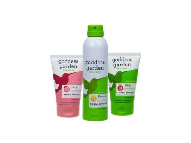 Get Free Goddess Garden Organics Beauty Samples!