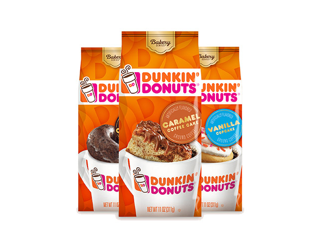 Get A Free Free Dunkin Donuts Bakery Series Coffee Pack!