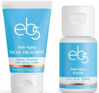 FREE eb5 Facial Skin Care Sample