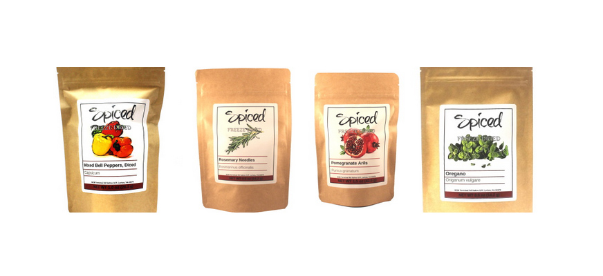 Get A Free Sample Of Aromatic Spice Blends!