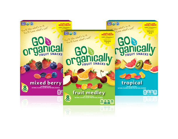 Get Free Go Organically Fruit Snacks!