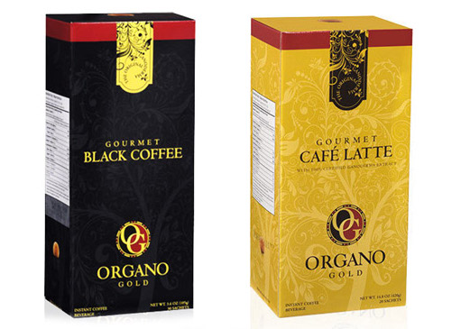 Get A Free Organo Gold Gourmet Coffee Sample!