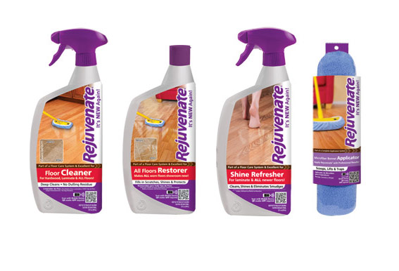 Get Free Rejuvenate Cleaning Products!