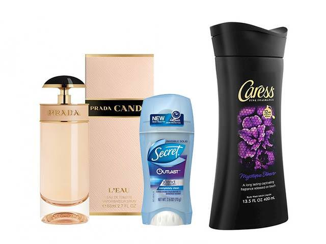 Get A Free Prada Perfume Or Caress Body Wash From Vogue!
