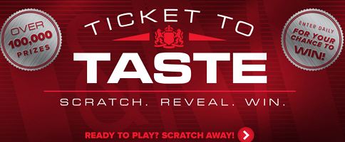 L&M Ticket To Taste Game - Get Of The 102,012 Prizes!!