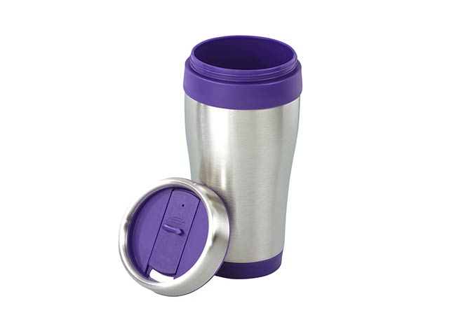 Get A Free Steel Tumbler With Color Trim!