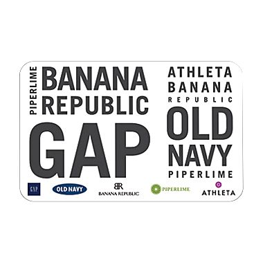 Get A $15 VISA e-GiftCard From Gap!