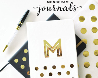 Get A Free Monogrammed Notepad And Stationery From Virginia Slims!