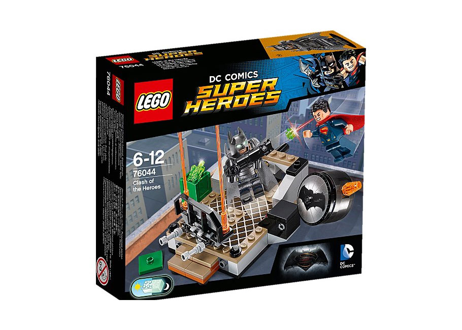 Get A Free LEGO Batman Set From Walmart!