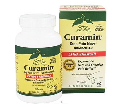 Get Free Curamin Pain Relief Supplement!
