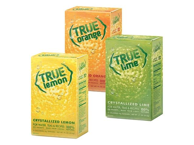Get Free True Citrus Sample Packets!