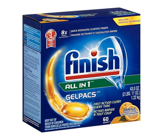 Get 32 Free Dishwasher Detergent Tablets!