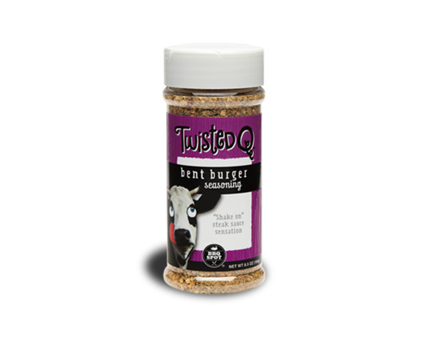 Get A FREE Twisted Q BBQ Seasoning Sample!
