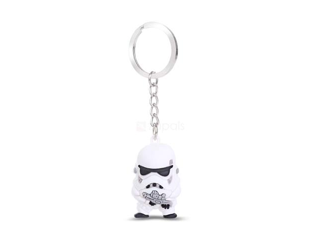 Get A Free Star Wars Gifts Darth Vader Or Stormtrooper Keychain Key Rings!