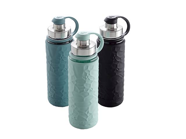 Get A Free Life Durable Glass Water Bottle