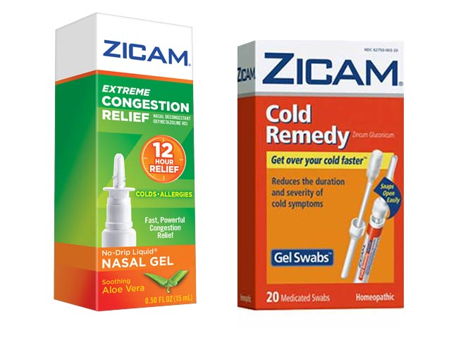 Get A Free Zicam Cold Remedy Nasal Spray Or Zicam Extreme Congestion!