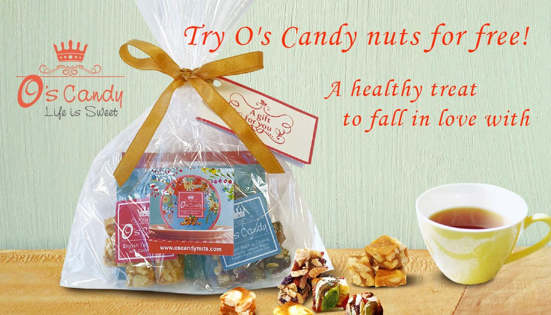 Get a free O's Candy mini gift set!