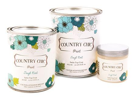 Get a FREE Jar of Country Chic Paint!