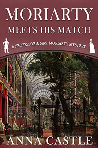 Moriarty Meets His Match: A Professor  Mrs. Moriarty