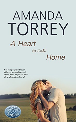 A Heart to Call Home (Healing Springs Book 3)
