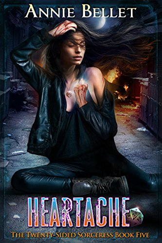 Heartache (The Twenty-Sided Sorceress Book 5)