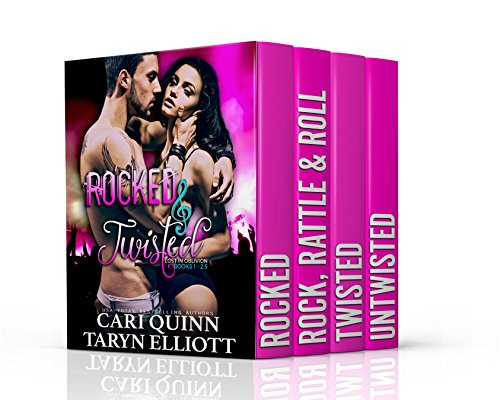 Rocked  Twisted (Lost in Oblivion rockstar series books