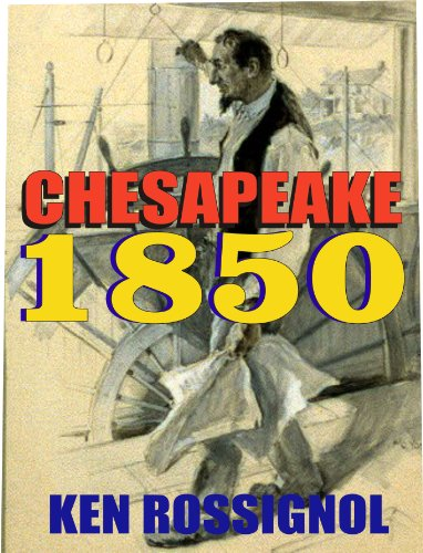 Chesapeake 1850 (Steamboats  Oyster Wars: The News Reader)