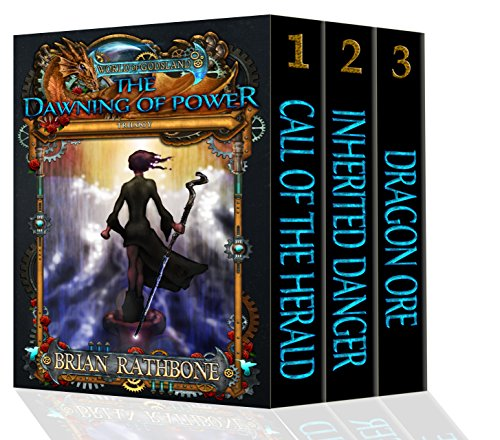 The Dawning of Power: Young Adult Epic Fantasy Bundle