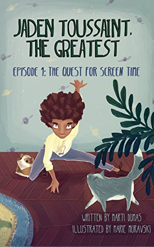 Jaden Toussaint, the Greatest Episode 1: The Quest for