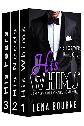 His Forever Serial Boxed Set, Books 1 - 3