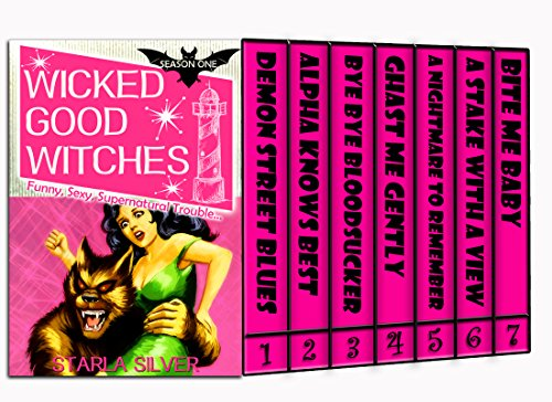 A Wicked Good Witches Paranormal Romance Books 1-7, The