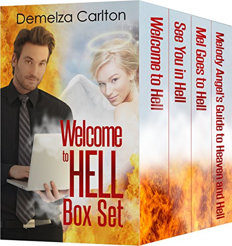 Welcome to Hell Box Set: Paranormal Romantic Comedy (Mel