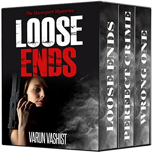 Mystery Box Set - (Davenport Mysteries - Loose Ends