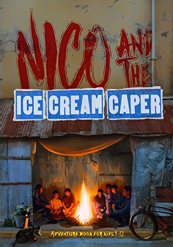 Nico and the Ice Cream Caper!: Adventure Book For