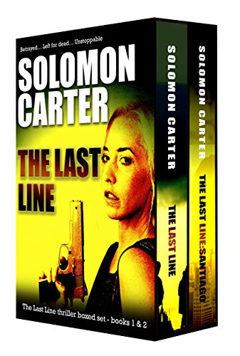 The Last Line - Thriller Boxed Set - books