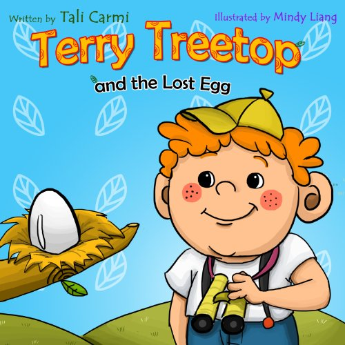 kids books: Terry Treetop and the Lost Egg: (Animal